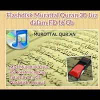 Flashdisk Murattal Murottal Al Quran 16 Gb usb dual class 3.0 sandisk