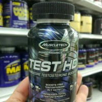 Muscletech TestHD Test HD Testosterone 90 capsul 90 capsules 90 caps