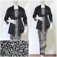 model baju muslim gamis terbaru dan modern SET KEBAYA ELNIRA MUSTARD