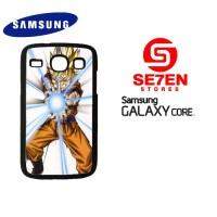 Casing Samsung Galaxy Core 1 Dragon Ball Z GOKU Custom Hardcase