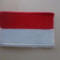 Harga badge bed merah putih untuk sekolah | WIKIPRICE INDONESIA