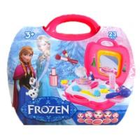 Mainan Anak DREAM BEAUTY SET FROZEN KOPER - MAINAN Untuk Anak MAKE UP