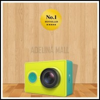 Xiaomi Yi Yellow Edition Action Sport Cam 16MP Internasional Version
