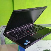 laptop bekas Lenovo Thinkpad T420s i5 HDD 320gb Ram 4gb