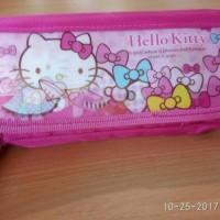 Harga tempat pensil atau tempat pernak pernik lainnya hello kitty | WIKIPRICE INDONESIA