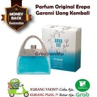 Parfume Wanita Original Anna Sui Dreams Blue Parfum Ori Reject ana