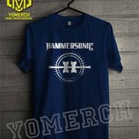 Baju Distro Kaos Hammer Sonic Hummer Sonic Keren Yomerch