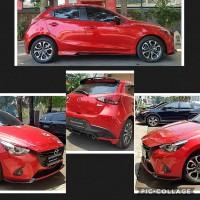 PROMO..!Bodykit Mazda 2 Skyactiv : Model Boxza!