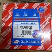 Cyliner Liner (Boring) Motor Suzuki Thunder 125