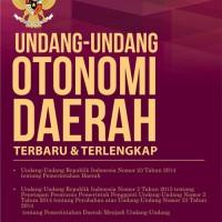 Undang-Undang Otonomi Daerah