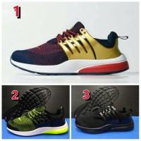 harga Sepatu Sport Nike Presto Slip On Running Gym Marathon Volly Tenis Ax2 Tokopedia.com