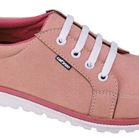 Sepatu Sneakers Wanita Bandung Sepatu Tali Semi Kulit Murah Branded