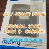100% ORI Baterai Batre Battery Samsung Grand Prime / Grandprime / J5