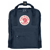 Tas Ransel Kanken Mini ORIGINAL Navy Backpack