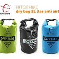 Jual Dry Bag - HITORHIKE 2L - Multifungsi Outdoor Keren Melindungi MURAH Murah