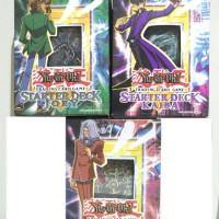 mainan untuk anak-anak Kartu Yugi Oh Starter Deck murah / kartu yugioh