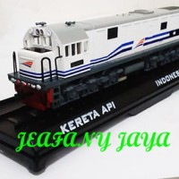 produk mainan untuk anak-anak miniatur kereta api CC20113 new logo
