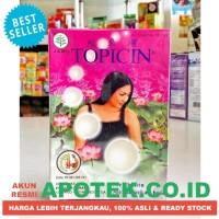 Topicin Kapsul - Obat Herbal Melancarkan Haid Menstruasi/Datang Bulan