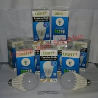 Lampu LED Emergency 12Watt merk Light+ Combo Bulb