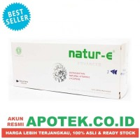 Natur E Advance Kapsul - Per Box/Dus/Dos 32 - Multivitamin Kulit