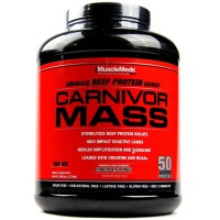 CARNIVOR BEEF 5 LBS CHOCOLATE MUSCLEMEDS