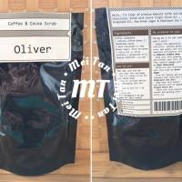 OLIVER SCRUB - SCRUB COFFEE & COKLAT