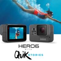 Gopro Hero6 Black Edition - Go Pro Hero6 - Hero 6 garansi TAM