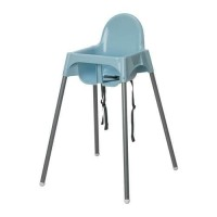 Sale IKEA ANTILOP Kursi kaki makan bayi highchair babychair tanpa mej
