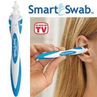Smart Swab pembersih kuping=cotton bud #waxvac disedot ear clenner