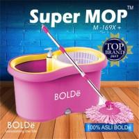 ORIGINAL BOLDE M-169X+ SUPER MOP SUPERMOP ALAT PEL M169X+ PLUS M-169 X