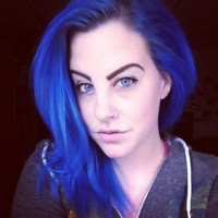 Manic Panic Share in Jar Rockabilly Blue CLASSIC 20ml