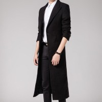 Pea Coat Men Winter Coat Coat Jacket Long Coat Coat Pria BLC 6 Murah
