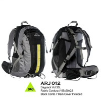 Tas Gunung Carrier Hiking Outdoor Model Eiger Deuter Consina AARJ 012