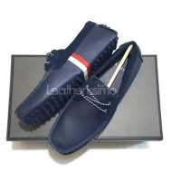 Branded PEDRO SHOES Leather Moccasins FPP246 Original Imported