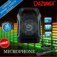 Dazumba DW186 Portable Bluetooth Speaker