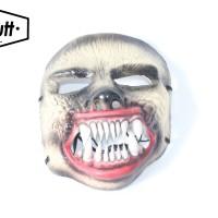 Topeng Tengkorak, Skull Mask, Topeng Seram, Topeng Halloween
