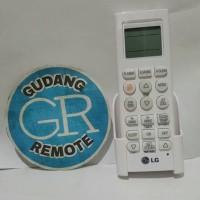 Remot/Remote AC LG Original/Ori/Asli
