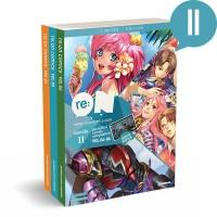 re:ON Bundle II (Volume 4-6) Komik Reon