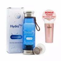 Botol Air Minum Kesehatan Hydro Plus / ORI / Free Nano Spray Tsubaki