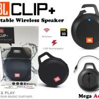 Speaker JBL Clip + ( Portable Wireless Speaker )