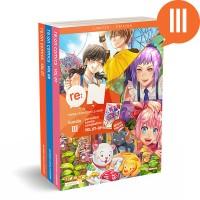 re:ON Bundle III (Volume 7-9) Komik Reon