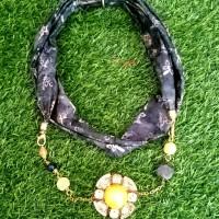 Harga kalung batik etnik seruni | Pembandingharga.com