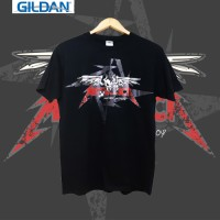 Jual Kaos Band Original Gildan Metallica - Seek and Destroy Murah