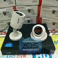 Paket CCTV 2 Kamera ( FULL HD 1080p/ 2 MP/ 2 Channel )