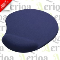 Mouse Pad Bantal Tangan - Universal Mousepad Gel Rest / Wrist Support