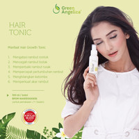 SPECIAL SPECIAL Obat untuk rambut yang rontok parah Green Angelica Com