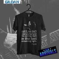 Gildan Custom Tshirt Chris Cornell  - RIP quote