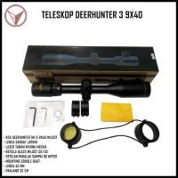 TELESCOPE BSA DEERHUNTER 3 9X40 LASER