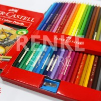 Pensil Warna Faber Castell 48 - Classic Colour Pencils