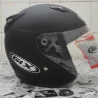 Helm gix centro hitam dop